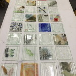 glass tile art