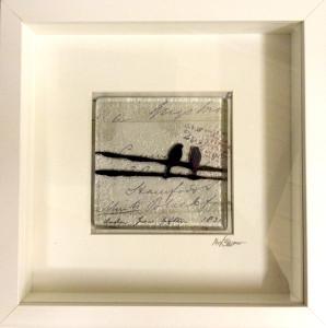 bird on a wire huddersfield glass art