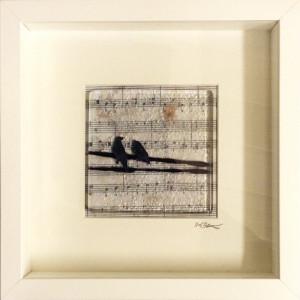 bird on a wire music